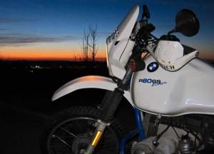 Motorradtour Frühlingsanfang