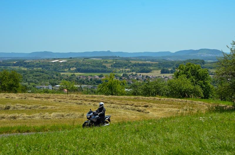 Idylle mit Ausblick zwischen Aichtal und Neckartailfingen