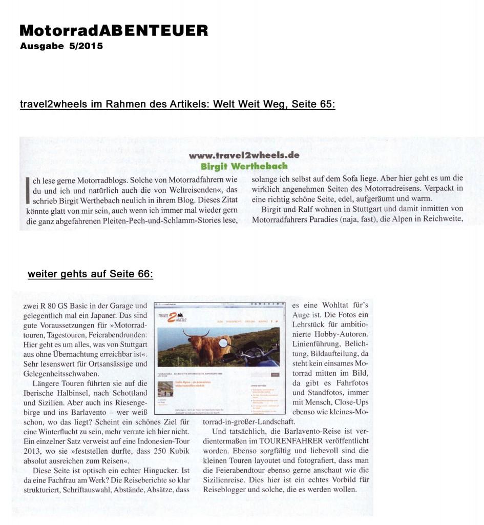 MotorradABENTEUER 5-2015 Kopie