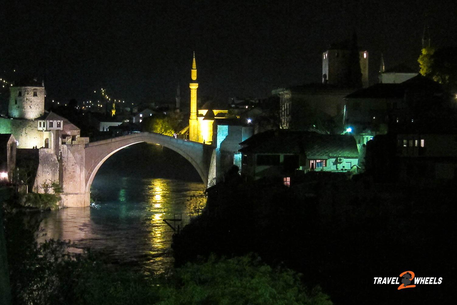 Nepal2018 - Balkan - Mostar Brücke