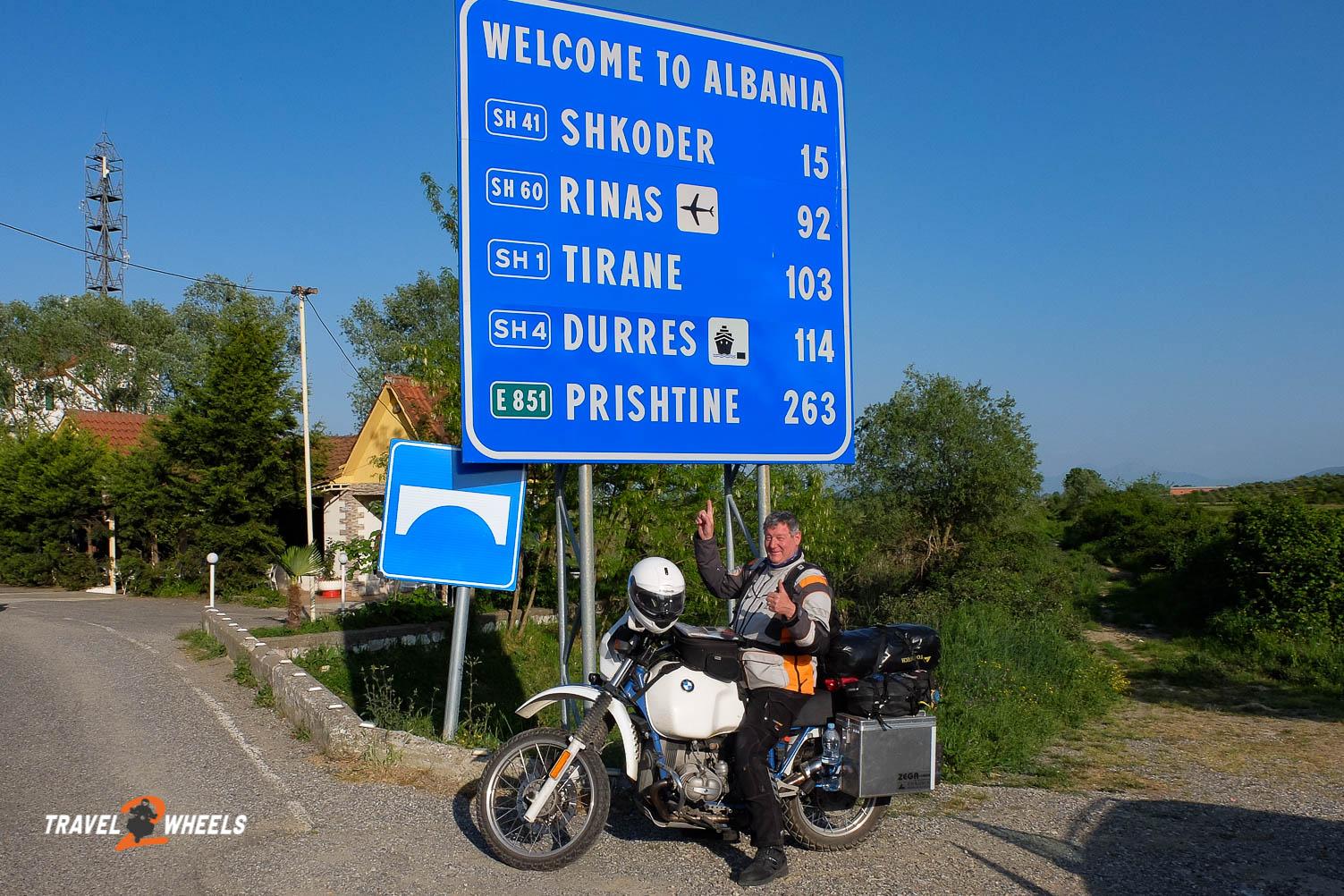 nepal2018 welcome to albania Albanien