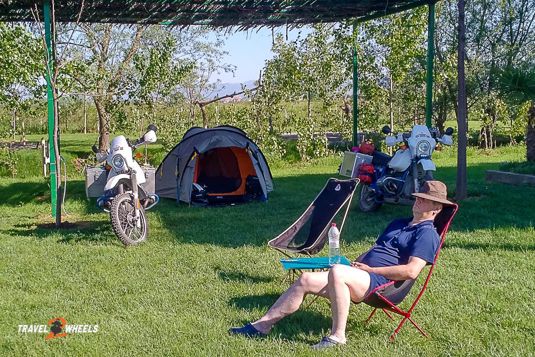 Albanien Nepal2018 Lake Shkodra Resort