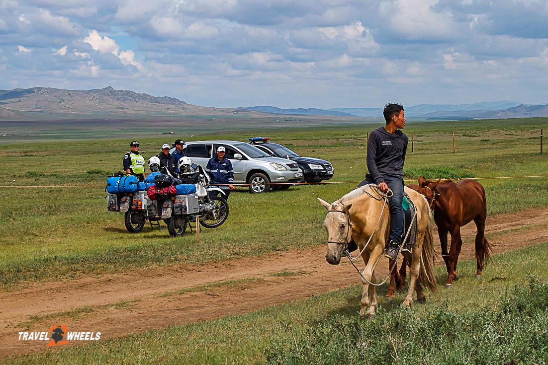Nepal 2018 - Mongolei - Naadam