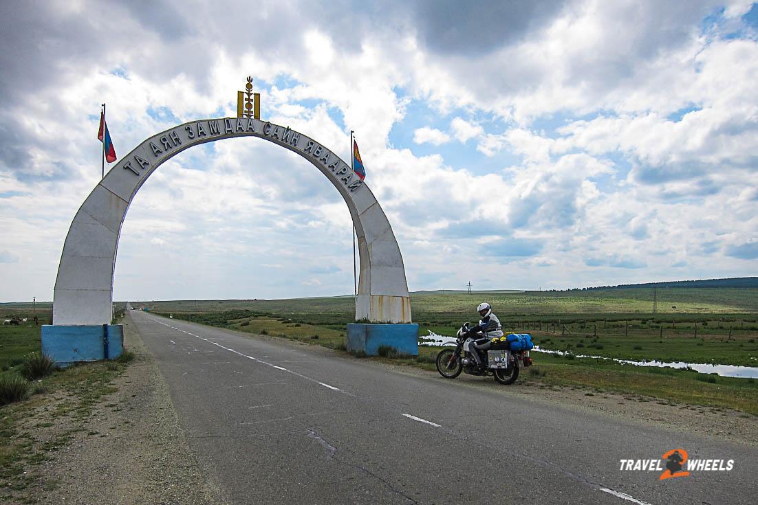 Nepal 2018 - Ankunft in der Mongolei
