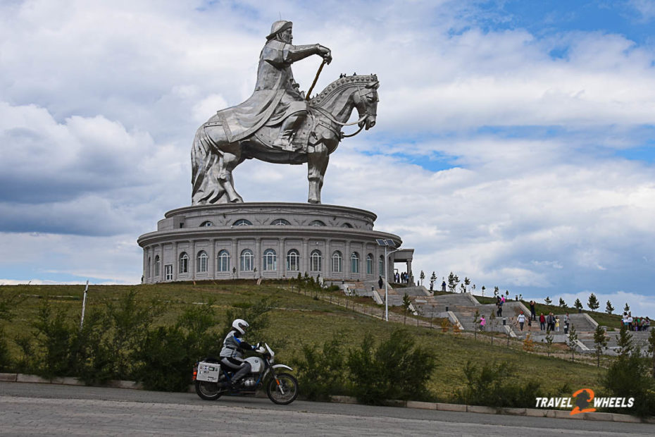 Stuttgart-Nepal 2018: Mongolei 1
