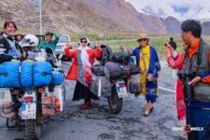 nepal2018 - china - selfie