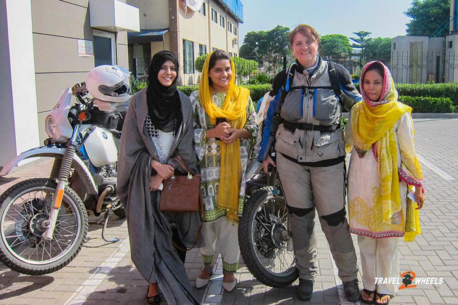 Stuttgart-Nepal 2018: Pakistan Gujrat Astronautenstory
