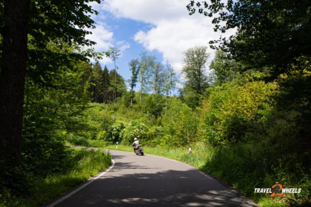 Motorradtour Sauerland