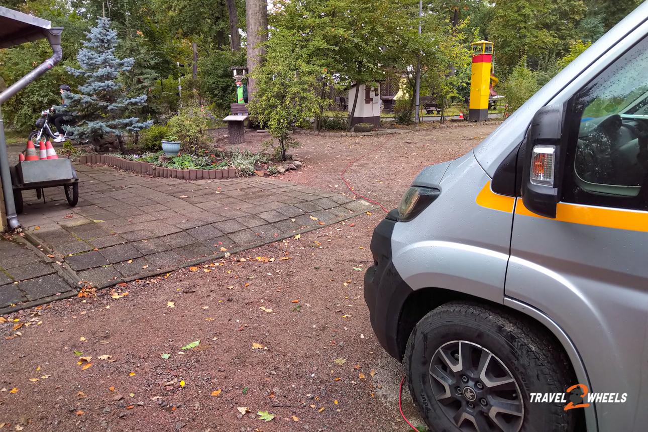 Verkehrsübungsplatz Oranienbaum-Wörlitz