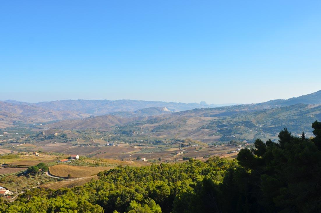 Sizilien unterwegs