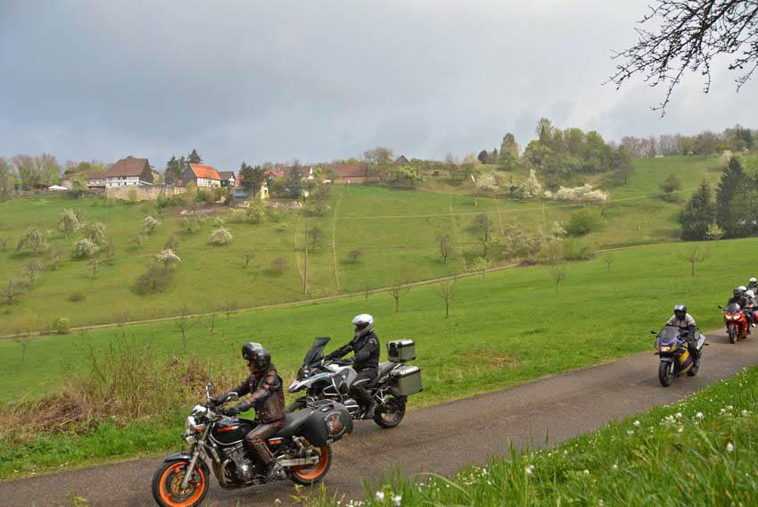 S-Biker Saisonstart