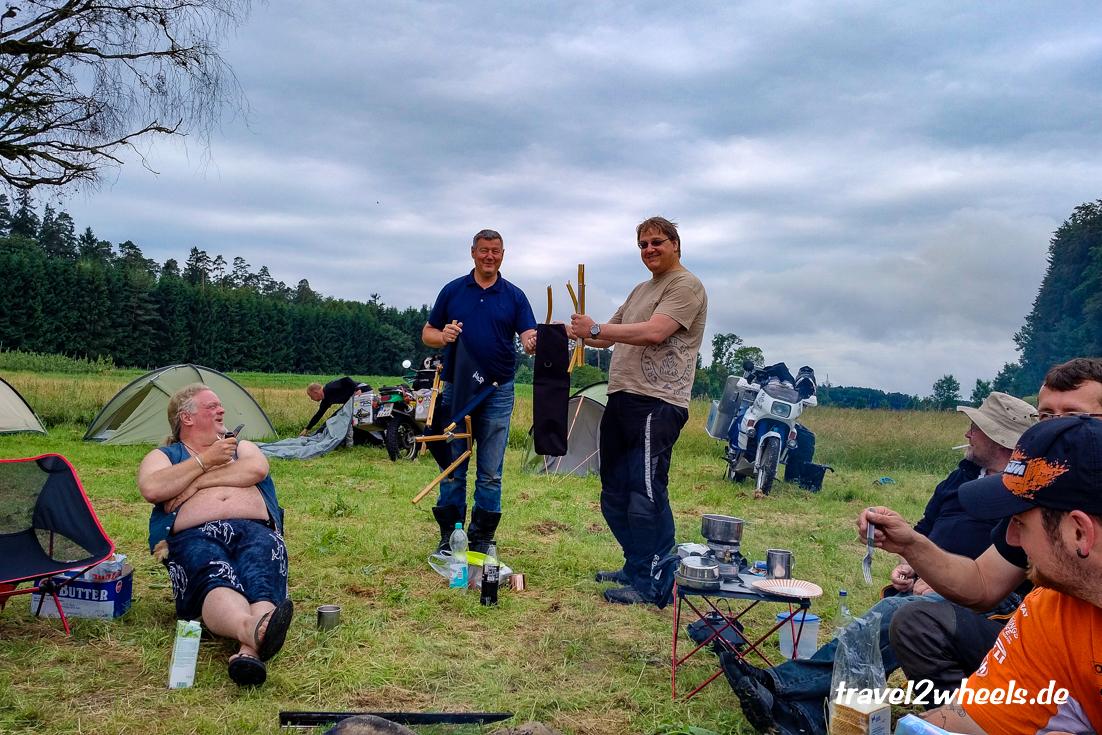 15 mit Assistent Harald