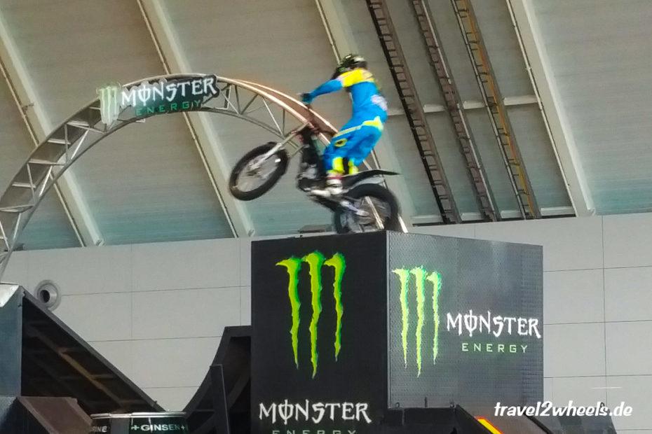 Motorradmesse 2017 in Stuttgart